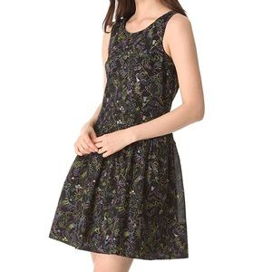 Marc by Marc Jacobs Wildwood Embroidered Dress 6